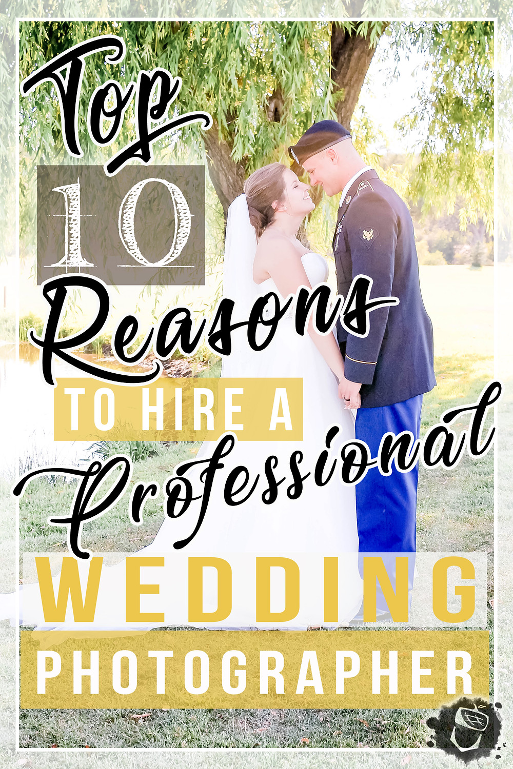 Top 10 Reasons to hire a Professional Wedding Photographer