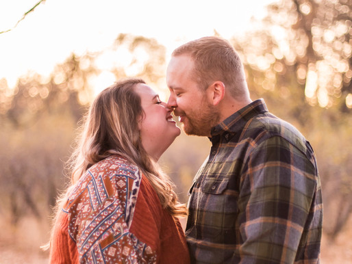 THE HEATHER & EVAN | 2019 FALL MINI SESSION | SONORA, CA