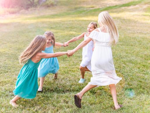 THE PEZEL FAMILY SNEAK PEEK | SONORA, CA