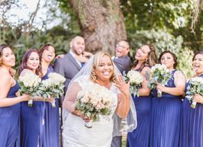 DANELLE + FRANKY | VINTAGE GARDENS | MODESTO CA WEDDING | SNEAK PEEK