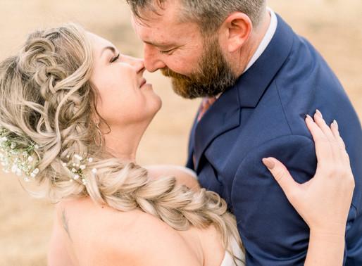 ANDREA + JOSH BOHO BACKYARD WEDDING | EL DORADO HILLS, CA