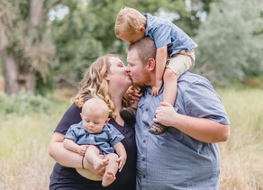 THE DIXON FAMILY | KNIGHTS FERRY FAMILY PORTRAITS
