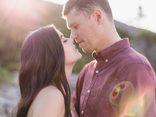 HANNA + KENNY | SONORA PASS | COUPLES SESSION