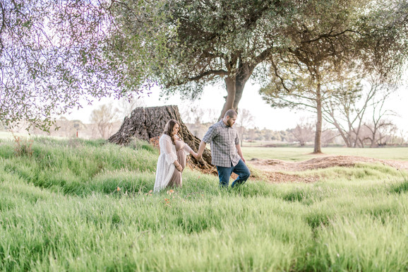 sonora spring maternity photographer