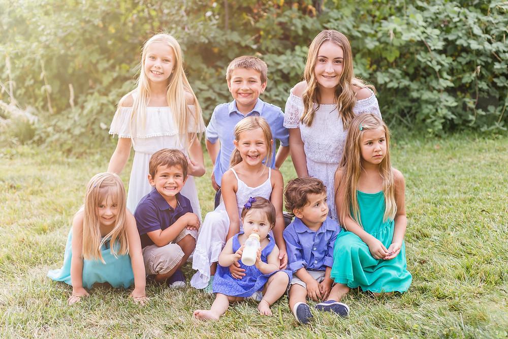 family portraits sonora ca