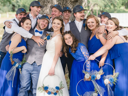 BRITTANNY + ZACHARY HASTE | SONORA CA | WEDDING
