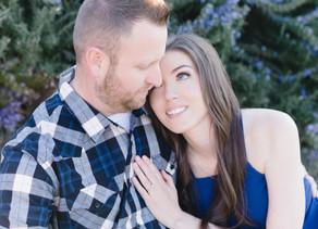 AJ & ALYSSA | WATERFORD ORCHARD | ENGAGEMENT