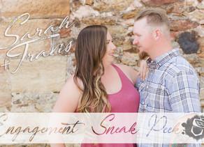 SNEAK PEEK | KNIGHTS FERRY CA | SARAH + TRAVIS ENGAGEMENT