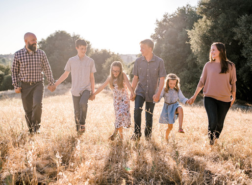 THE PINK FAMILY | HISTORIC DOWNTOWN SONORA, CA