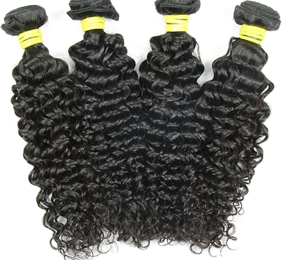 4 Bundle Deal Curly