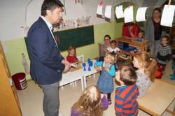 Bgm. Gerhard Pirih zu Besuch