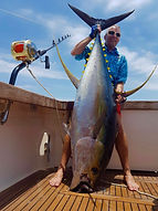 A great review from Daniel Cobanov who caught this 98KG fish