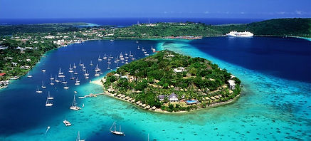 Vanuatu Island scenery