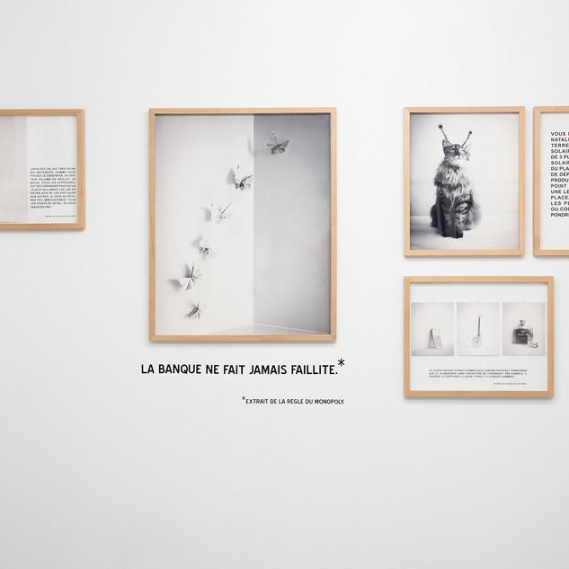 Galerie Vincenz Sala, Paris, 2017