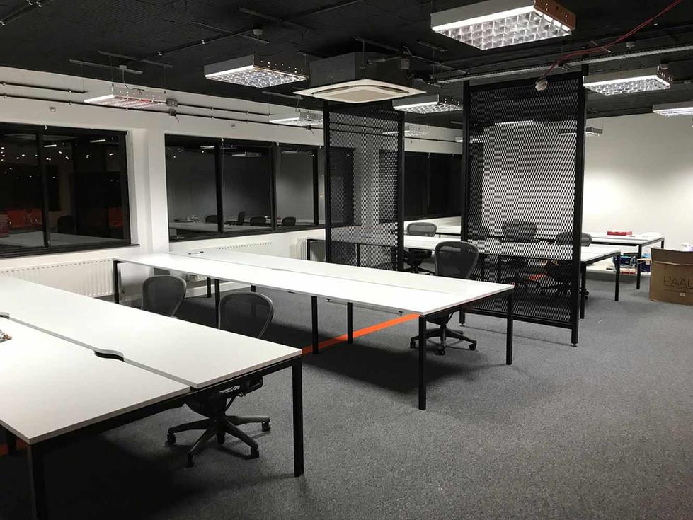 Infosum: Office Refurbishment