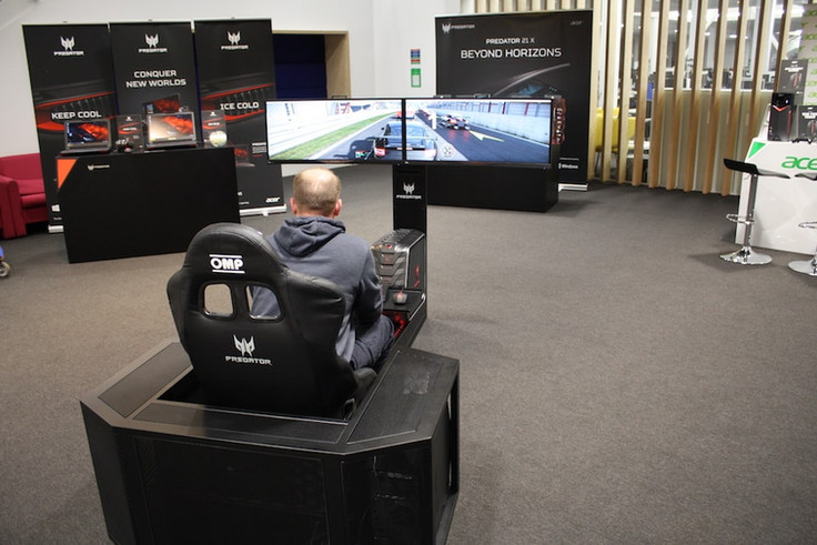 Acer Predator Event 2017