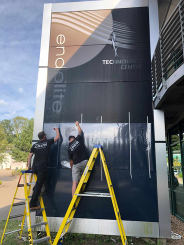 Blatchford Signage Project
