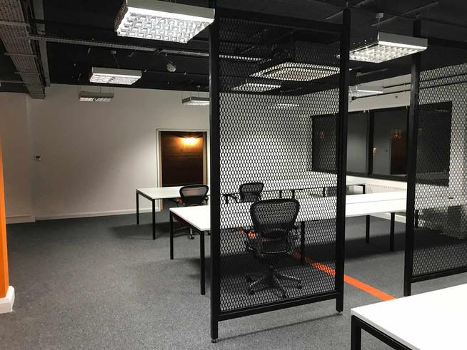 Infosum Office Refurbishment
