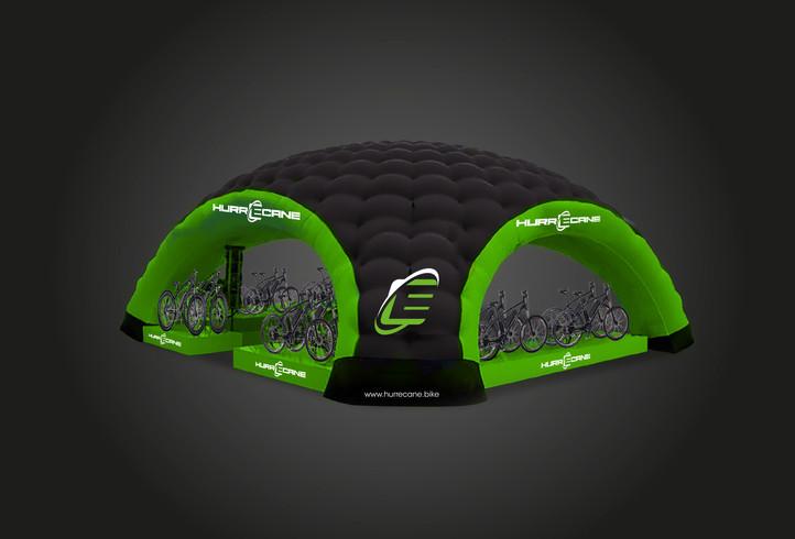 Hurrecane Bikes Concept