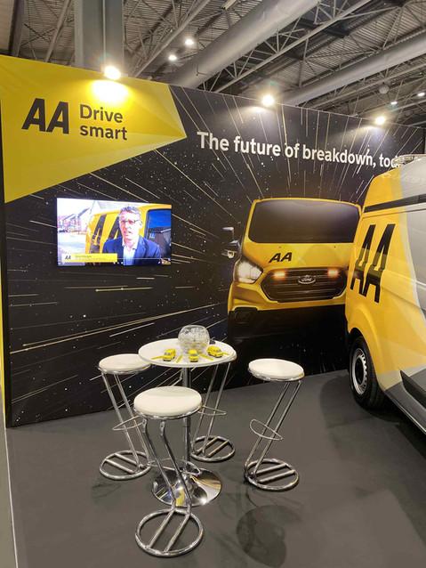 AA: NEC Fleet Management Live 2019