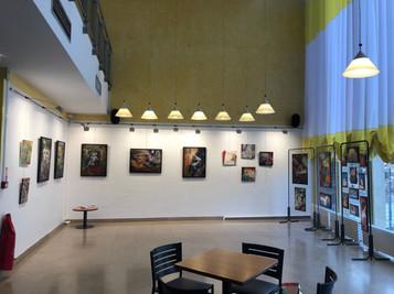 Exposition Théâtre Pierre Fresnay à Ermont (95) - 2019