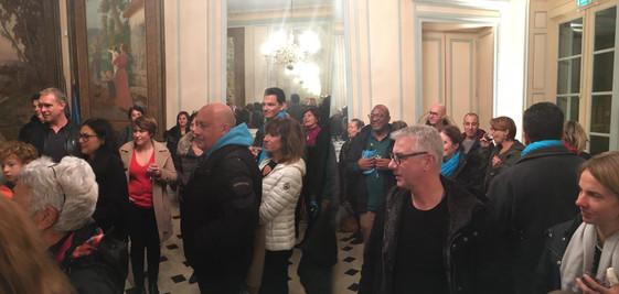 Exposition Matrice / Terre happy - Chateau de Villemomble (93) - 2019