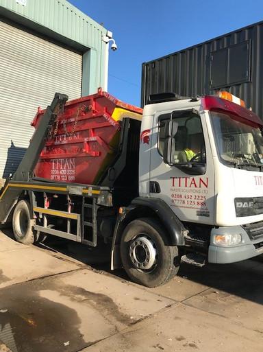 Waste Management East London
