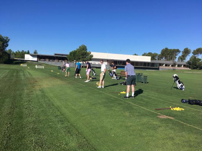 Spanish Golf Tour, July 2017