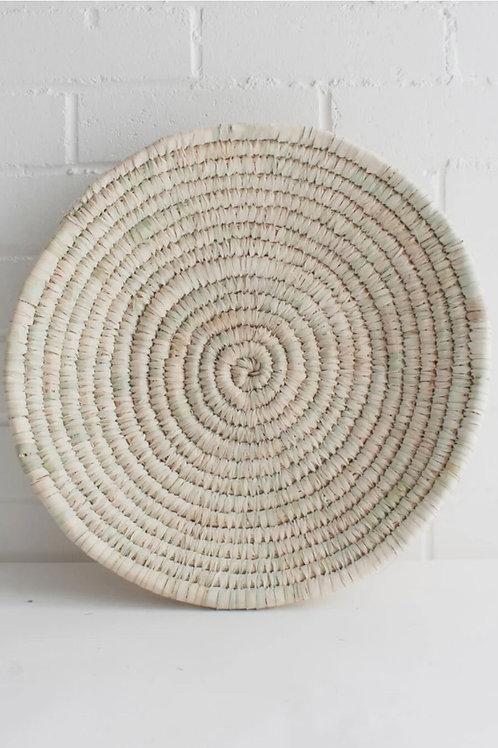 Large Palm Leaf Plate