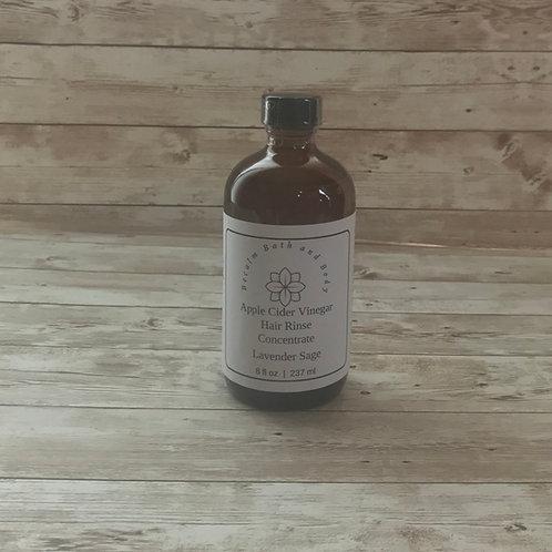 Lavender Sage-ACV Hair Rinse