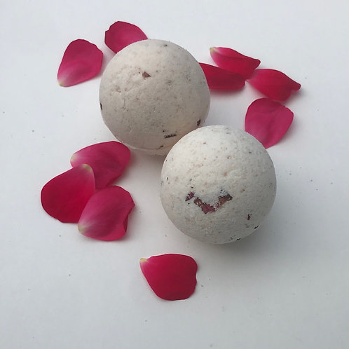 Bath Bomb- Rose