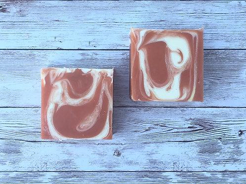 Pumpkin Pie Soap