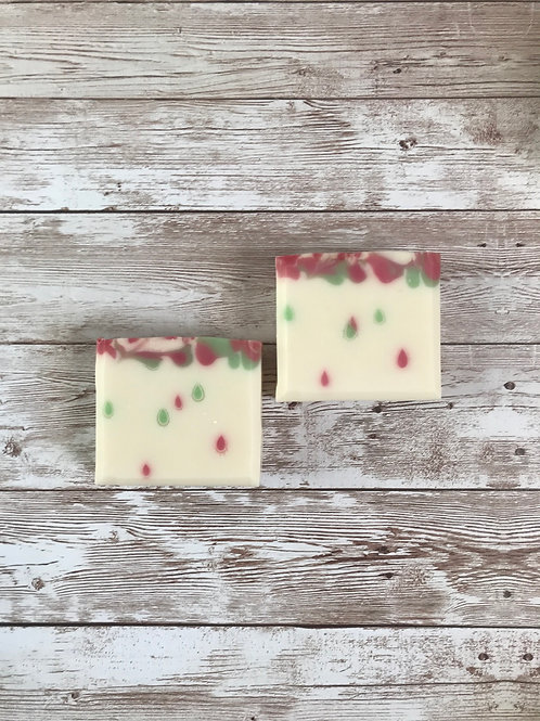 Holiday Berry Soap