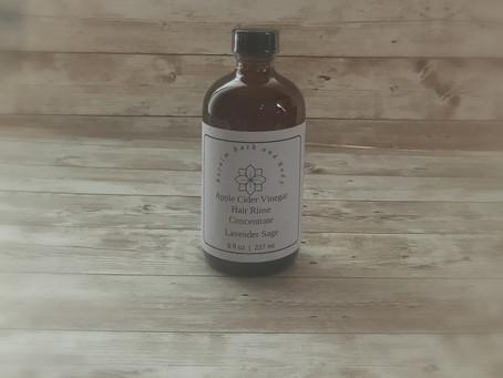 5 Topical Uses for Apple Cider Vinegar