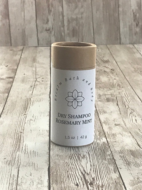 Rosemary Mint Dry Shampoo