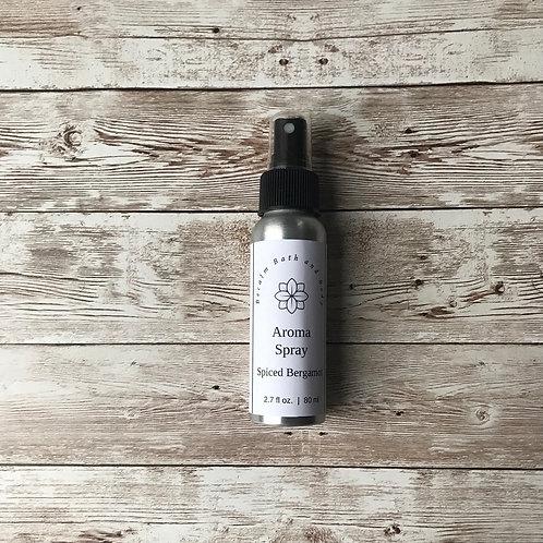 Spiced Bergamot Aroma Spray