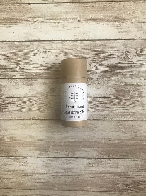 Deodorant-Sensitive Skin