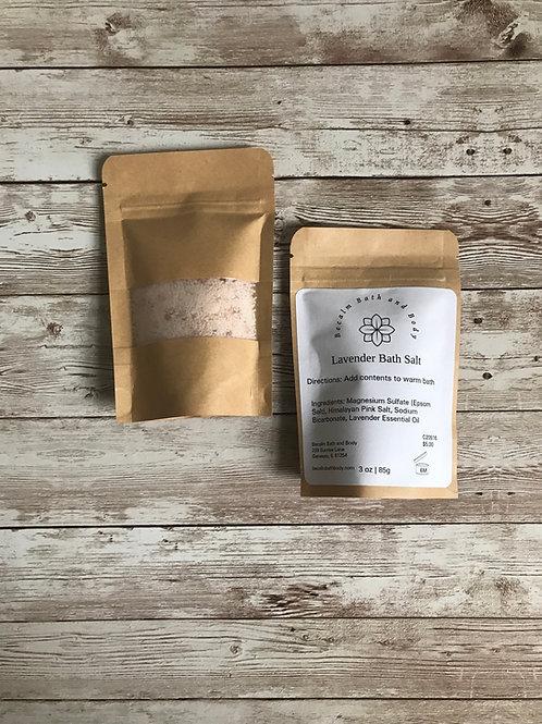 Bath Salt - Lavender