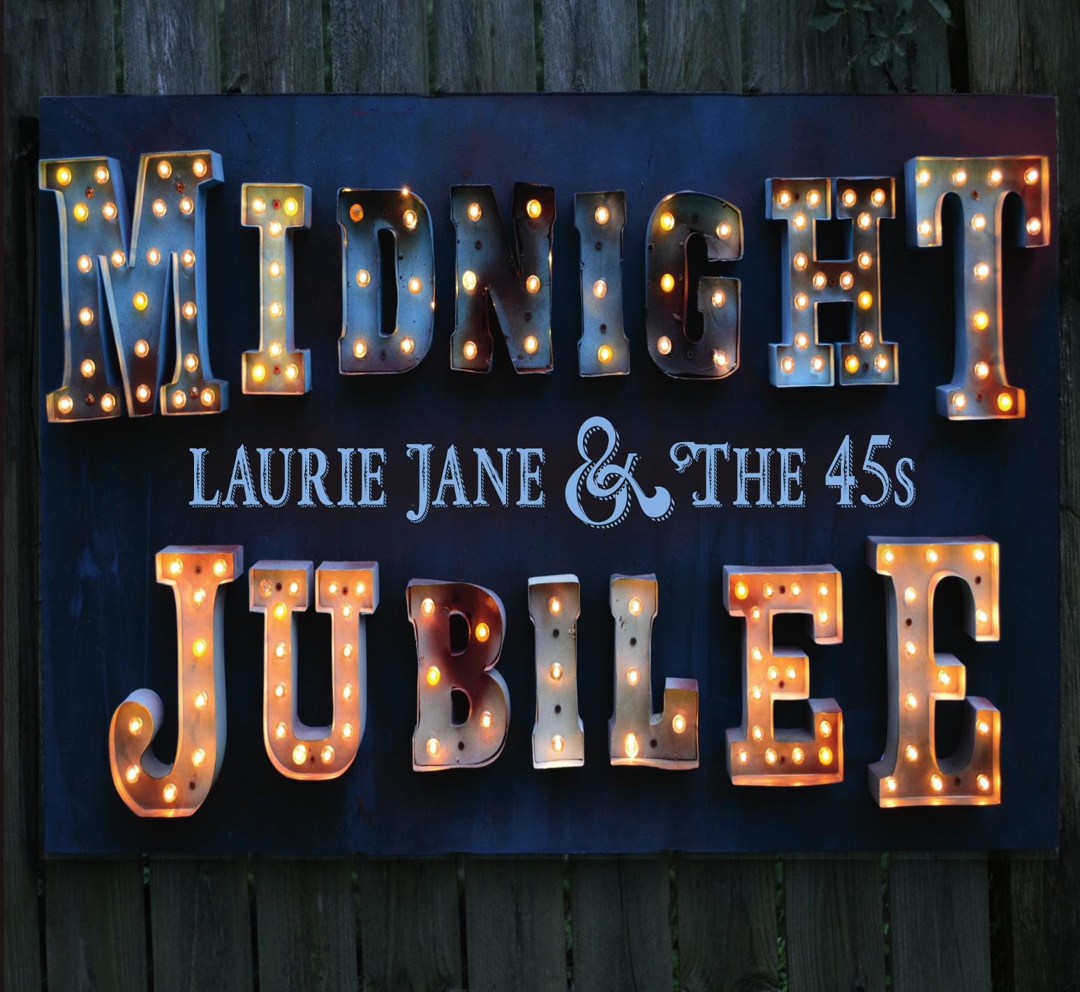 Midnight Jubilee - Album Cover