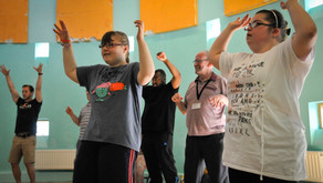 Workshop places available - Dance & Mindfulness