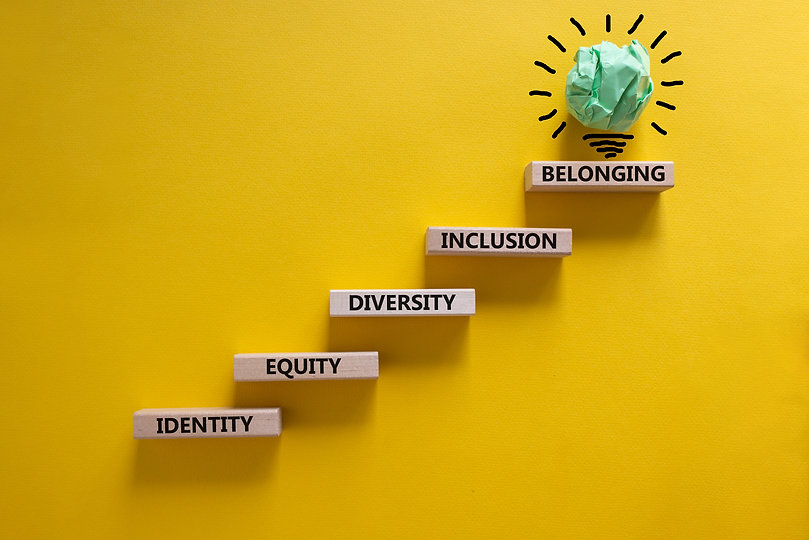 Equity, idenyity, diversity, inclusion,