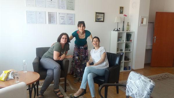 Gestalt koleginice u gaps ordinaciji
