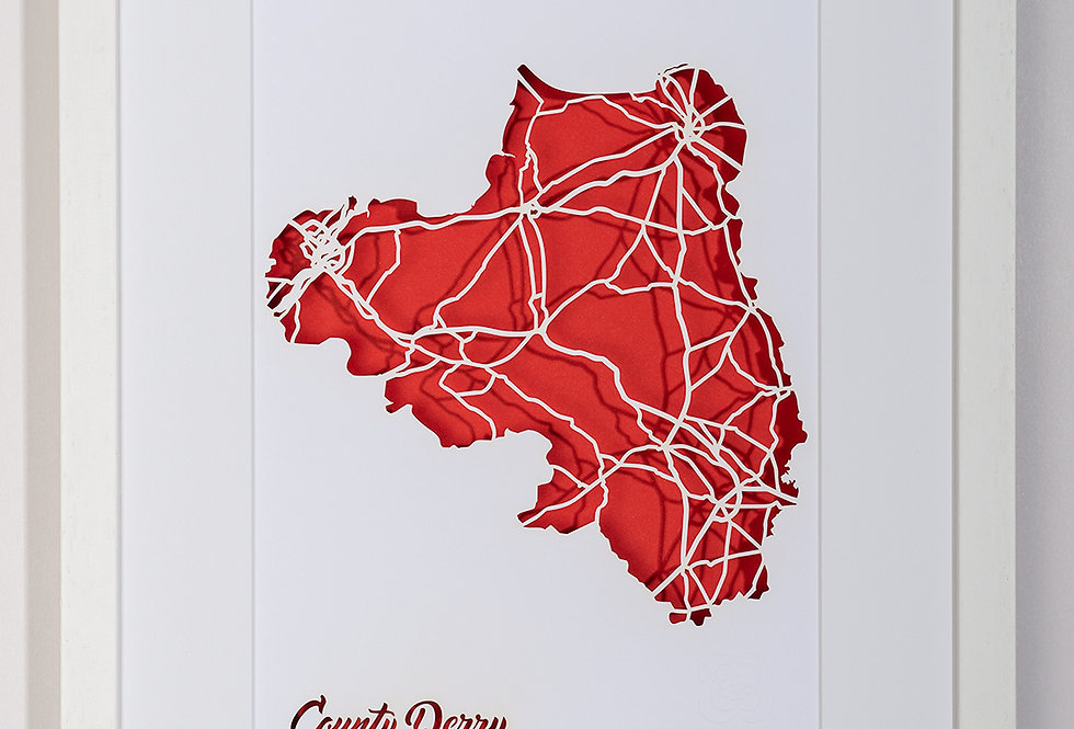 County Derry-Londonderry (Contae Dhoire )