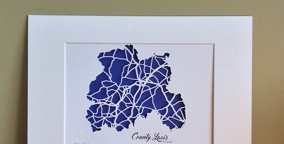 County Laois (Contae Laoise)