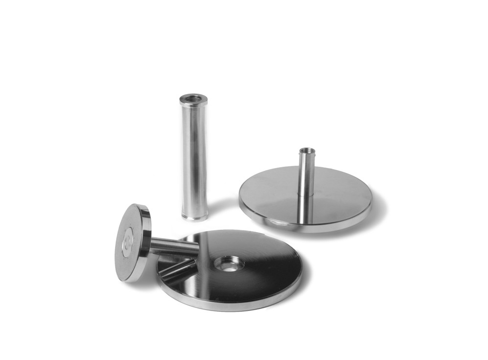 Stainless steel with PMMA coating adjustable dumbbells