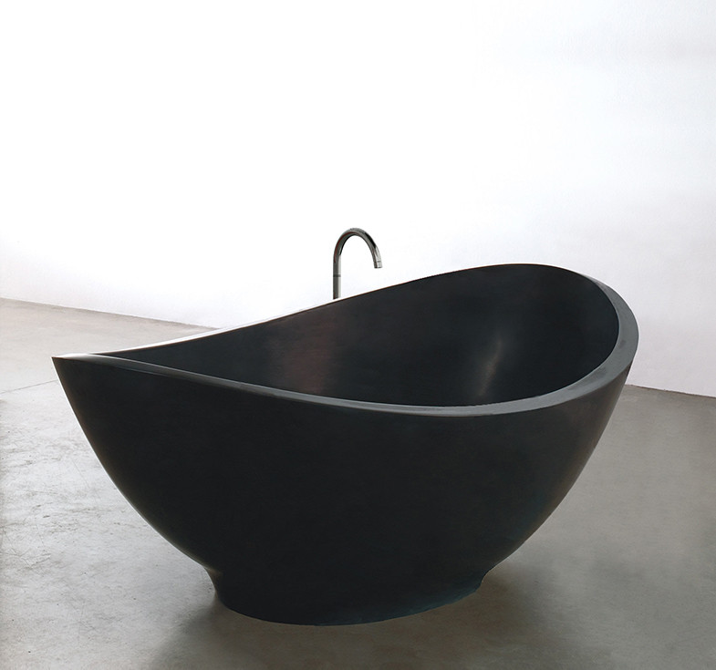 Cristalplant casted bathtub