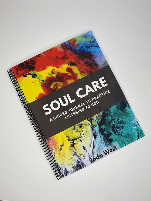 Soul Care Journal + Release Session