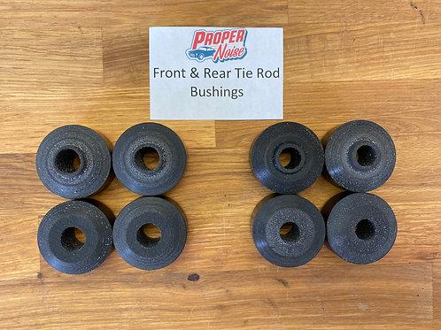 Front & Rear Tie Rod Bushings, ZA/ZB Magnette