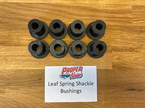Leaf Spring Shackle Bushings, ZA/ZB Magnette