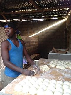 Volunteer WYCE livelihoods projects